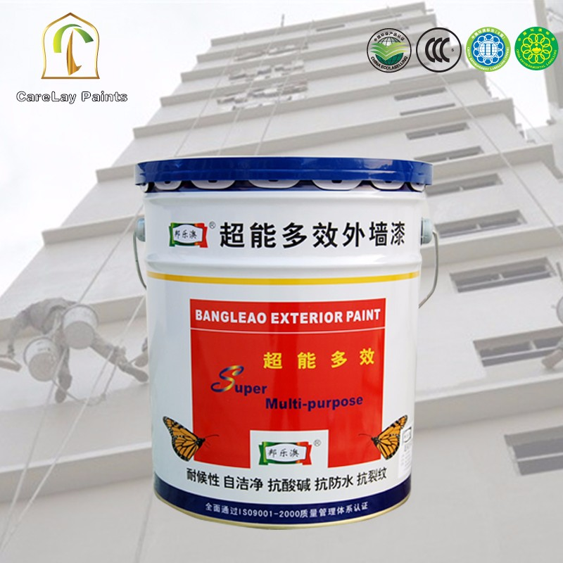 Carelay brand names industrial exterior wall paints