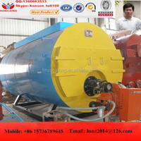 15ton/hr-1.25MPa horizontal oil/gas fired fire tube steam boiler with high quality and competitive price