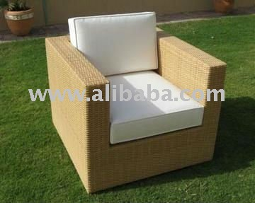 Malta Armchair in Synthetic Rattan - Viro/rehau fibre