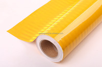 solvent printable advertising material self adhesive reflective film