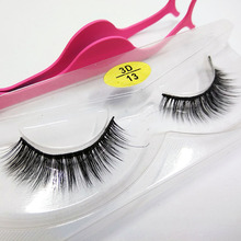 wholesale custom prime 3D strip silk eyelash distributors