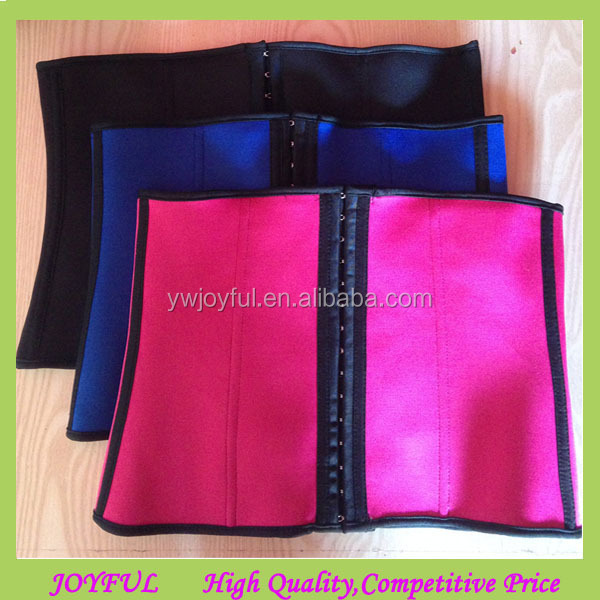 Cheap slim corset lingerie/latex waist colombian waist cincher