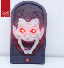 Hot china products high quality solar powered halloween decorations