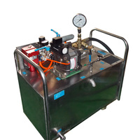Portable Tank and Vessel Pressure Test Equipment