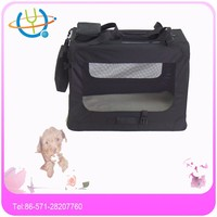 Indoor & Outdoor Soft Sided Pet Carrier Airline Approved Lightweight Fabric Pet Carrier Bag