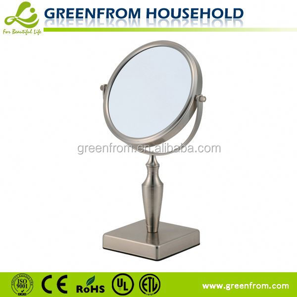 6 inch square bottom magnifying b&q mirrors