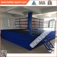 extra strengthened 4m, 5m, 6m,7m, 8m sizes used competition boxing ring