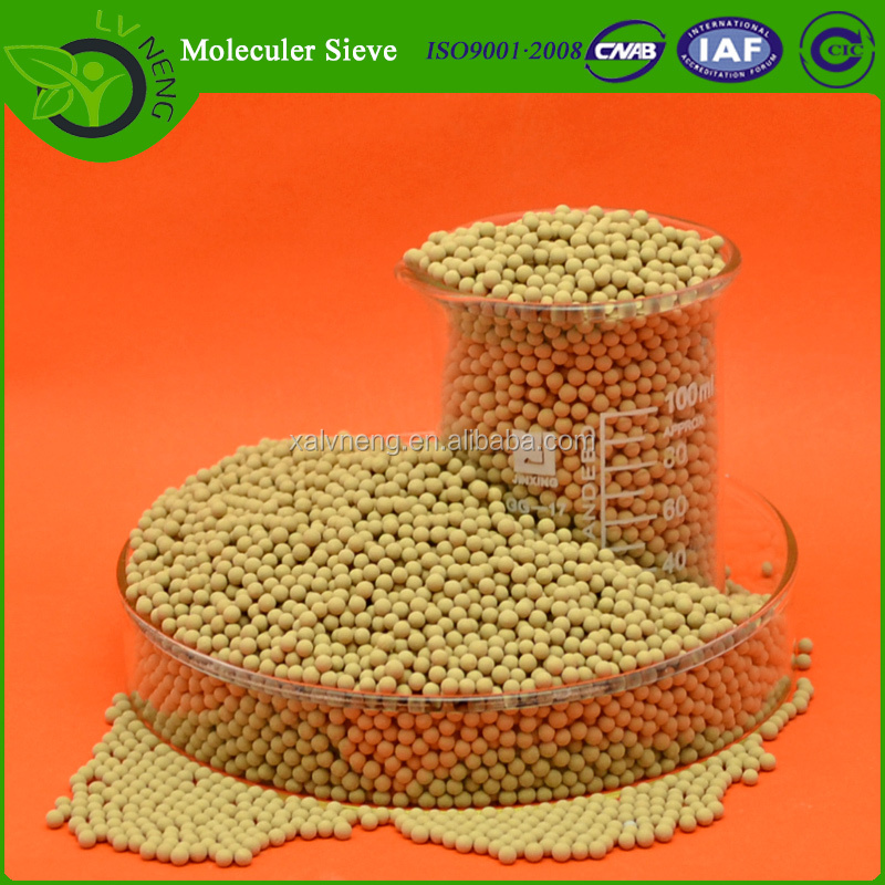 Oil and Gas Adsorbent Molecular Sieve 13X Adsorbent NaX Zeolite