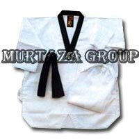 White Martial Art Outfits 100% Customizable-Add your logo