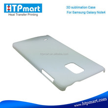 2014 Newest Original Manufacturer 3D Subliamtion Tablet Case for Samsung Galaxy Not4