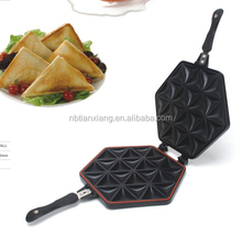 Hot Selling Samosa Making Machine,/double frying pan