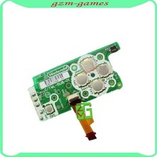 Power Switch Circuit Board For NDSi Game repair Replacement For Nintendo games console switch plate panel enter for DSi