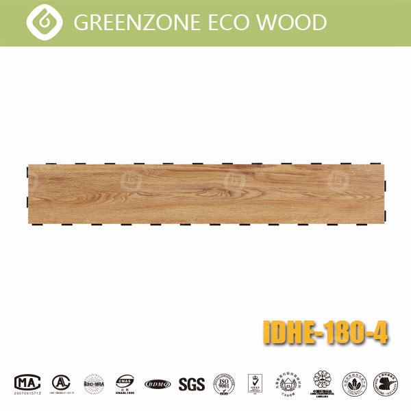 new design Commercial Usage pvc wpc flooring dance floor wood