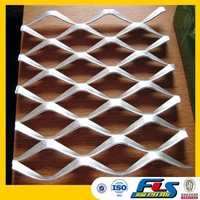 High Quality Aluminum Decorative Expanded Metal Mesh Panel