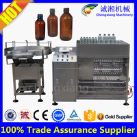 Alibaba China automatic water bottle cleaner,industrial bottle washer