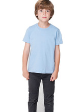 Wholesale children blank raglan t shirt with short sleeve and crew neck