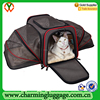 Expandable Foldable Washable Pet Travel Carrier Airline Approved Pet Carrier Soft-sided
