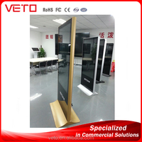 55inch floor-standing remote management software lcd advertising player