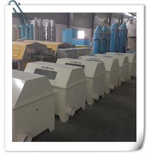 Fish farm rotary drum filter biological filter for Recirculating Aquaculture Systems bio filter