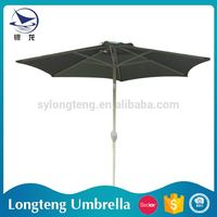 Top selling 10 years experience Outdoor 8 steel ribs garden umbrella covers