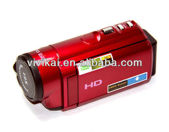Promotional HD 12MP 720P Digital Camcorder HDMI/Video(NTSC&PAL) Digital Video Cameras Digtial Camcorder