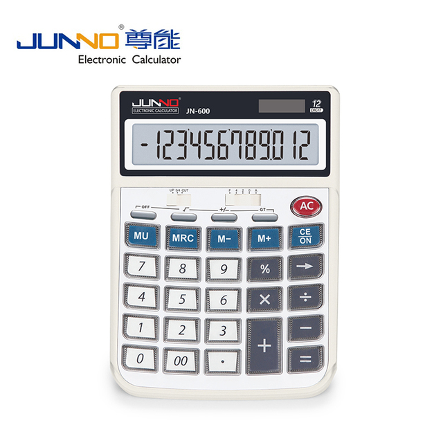 office supplying desk top calculators big size 12 digits funny calculator