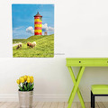 Beautiful Farmland LED Wall Decoration Canvas Painting