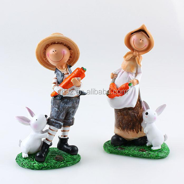 2014 Popular resin arts and craft for gift and decoration use