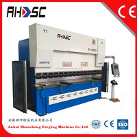 China Supplier Hydraulic Bending Machine WC67K 125T 3200MM Second Hand Plate Bending Machine
