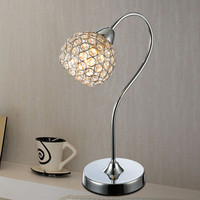 decorative table lamp crystal chandelier table lamp