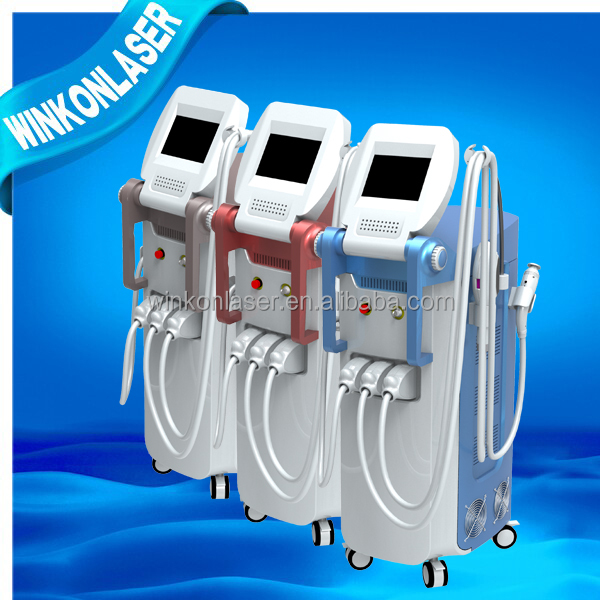 Multifunction Machine/hair removal cream/keyword:nd yag laser