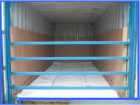 Flexitank in 20ft container for bulk fish sauce transportation