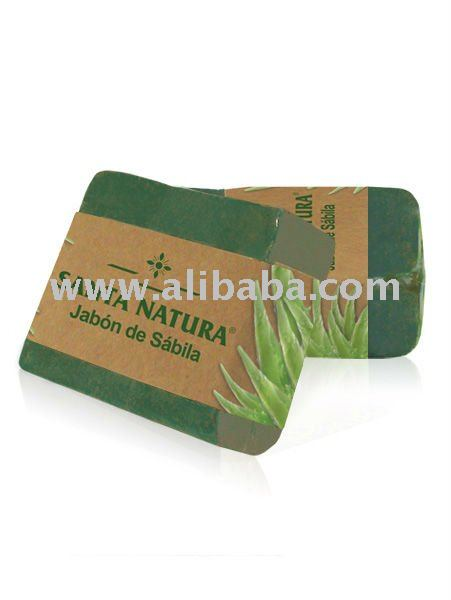 Natural Aloe Vera Soap