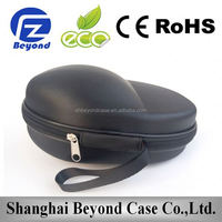 0604D Black Protective Carrying Hard Case Bag for Monster Pro Headphone