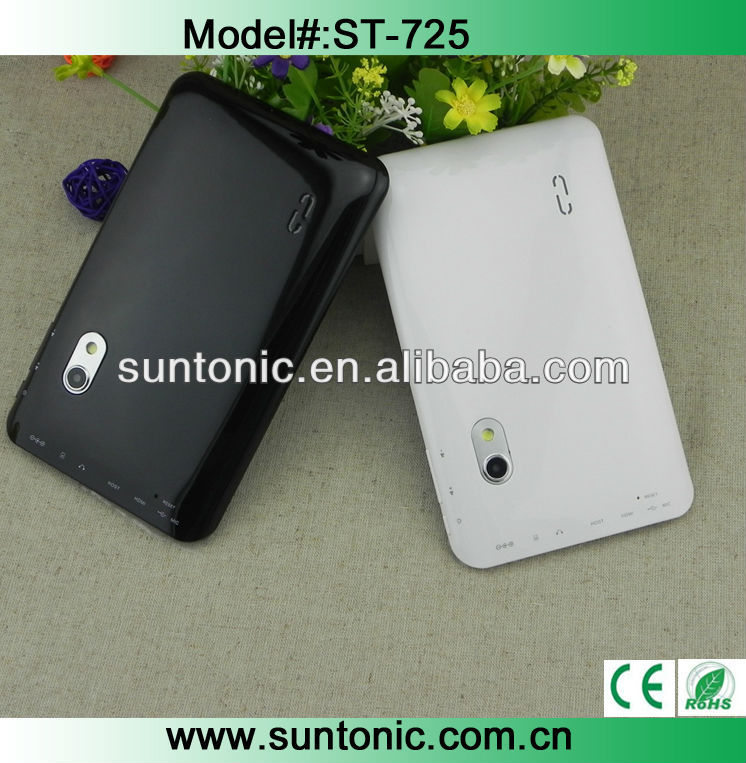 7 inch new tablet A20 with android 4.2 system and HDMI port