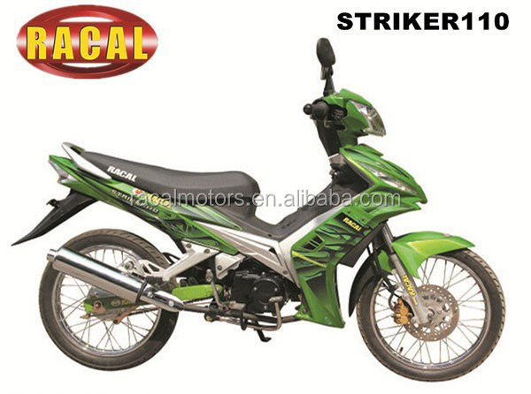 STRIKER110 Cool design pocket bike dirt,small moped classic lower price,best sale moped cub motorcycle