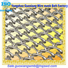 high quality food processing spiral wire mesh conveyor belt