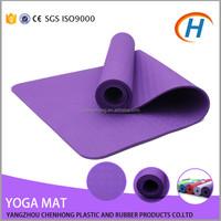 Extra Thick NBR/TPE Foam Exercise Yoga mat/Pilates Matte