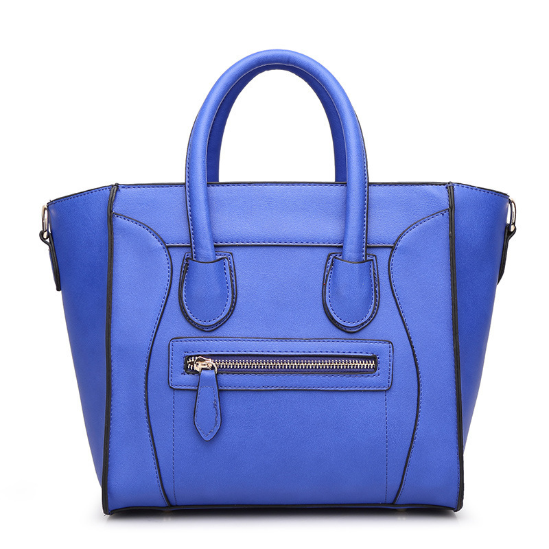 817ec249cb4c ... designer smiley bag high  hot sale online 964b5 d01c4 Buy CEFIRO female  models leather handbags zipper wallet wrist with a ...
