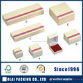 Fashion plastic jewelry box made in china