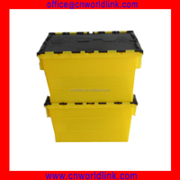 Heavy Duty 70L Corrugated Storage Packing Plastic Case