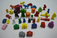 High quality board game pieces