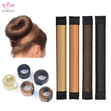 Quik Shipment French Twist Magic DIY Tool Hair Bun Maker