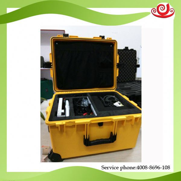 Electronic equipments protective cases!Tricases M2750 OEM/ODM waterproof hard plastic travel case with eva foam/sponge