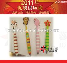 Animal design popular and environmental magnetic pen