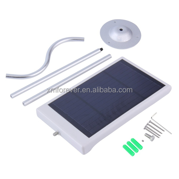 wall mounted solar light lamp