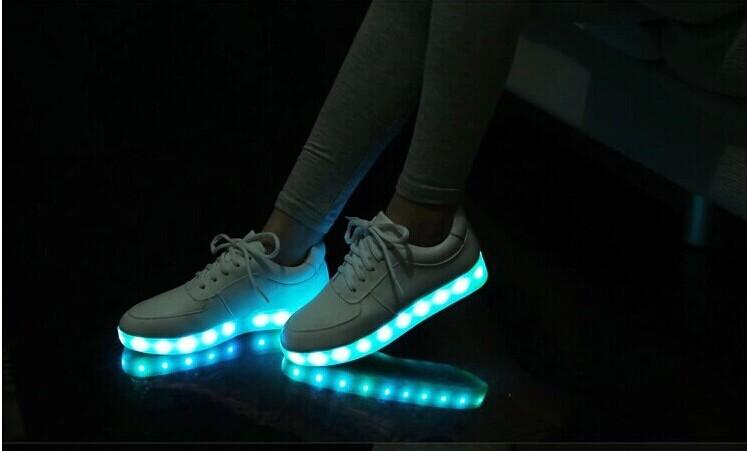Led Licht Schoenen : Oem led light shoes flash light shoes buy led shoes led light up