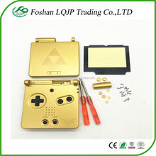 for GBA SP Shell Case Housing for GAMEBOY ADVANCE SP shell ZELDA