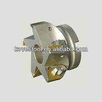 Indexable cutting tools TR200 Face Mill Cutter