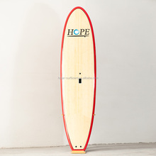 wholesale bamboo sup paddle board